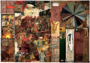 Rauschenberg at the Tate Modern